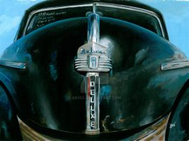 41 Ford Super Deluxe 8 by ab39z