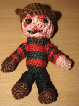 Freddy Kruger doll by Muffer94