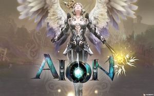 Aion Online Wallpaper by trebory6