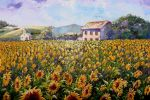 Sunflower field, France by j0rosa