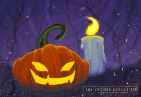 Hallowe'en 2012 by Somnusvorus