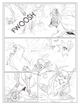 Lines for GHOST page 1 by Yuroboros