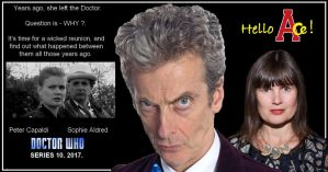 Doctor Who - Hello Ace by DoctorWhoOne