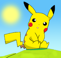 Pikachu .ZIP by Nod3