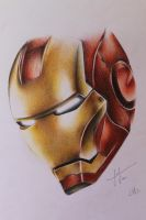 Iron Man by BrothersArtwork