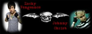 A7X Timeline Cover 2 by BlackHeartLvr16