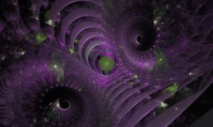 Endless Plastic Tunnel by fractal2cry