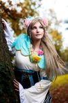 Kotori - Beautiful Fall by SoraPaopu