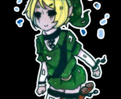 BEN Drowned PIXEL GIF by Light-starlight