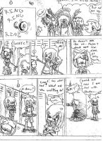 Sonic High School Comic page13 by Lea007