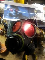Resident Evil: Operation Raccoon City HUNK Mask by Leadmill