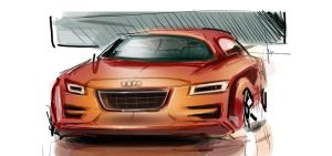 Tablet Audi by FCD94