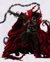 spawn by hellspawnsteo