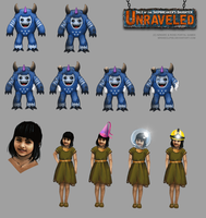 unrraveled concept sheet by mrssEclipse