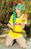 Bulma Print by CosplayDeviants