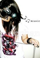 music is love. by xxecchangraphy