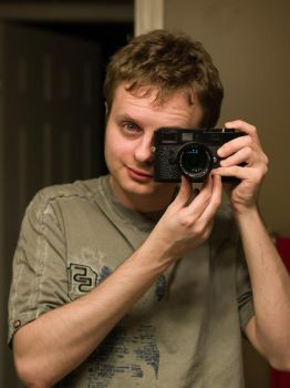 Me and my Leica by Acolite