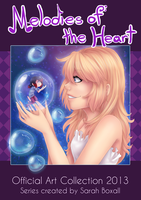 Melodies of the Heart Artbook Cover by Little-Miss-Boxie