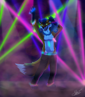 Rave by Mickiie