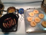 Biscuits, Gravy and Sausages by Volts48