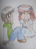 iXk: giggles by Mittens1997
