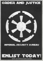 Imperial Security Bureau by June22nd