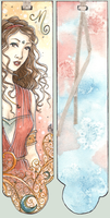 BookMark - Morgane by Songes-et-crayons