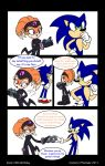 Sonic's 20th Birthday--page 3 by SonicFF
