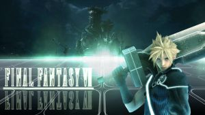 Final Tron Fantasy VII by Triptych229