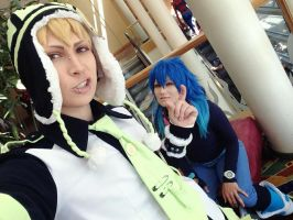 Dramatical Murder : Noiz - Messing around by Yonejiro