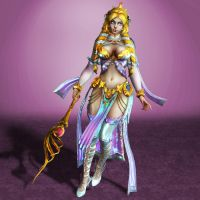 SMITE Aphrodite by ArmachamCorp