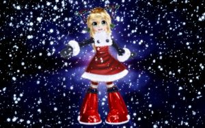 Roll Chan's Christmas Time! by Primantis