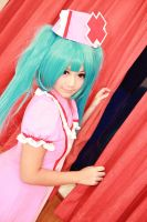 Vocaloid Love Ward - Miku by Xeno-Photography
