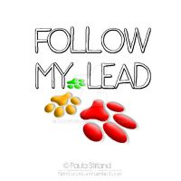 Follow My Lead Logo by hatefueled