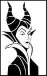 .Maleficent. by volatiledoll