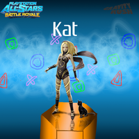 Kat Wallpaper by CrossoverGamer