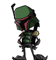 Boba Fett, 9 by Ayej