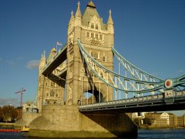 Tower bridge 01 by G-Unit23Stock