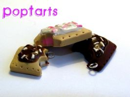 Clay Poptarts by funkypinkgal