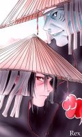 Itachi_and_Kisame by Hastezone