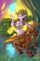 Lunara of the Storm by Kayley
