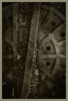 iPhoneography Fossil by Gerald-Bostock