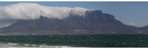 Table Bay by Day Panorama by maikarant