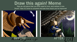 Before and After by Aria-Suna-Kunoichi