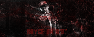 ROYCE DA 5'9'' by KINGMEZOARTS