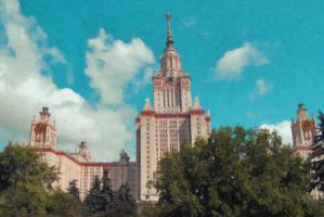 Moscow State University (MGU) by exogadget