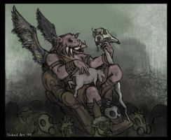 Swine Lord by Vicked