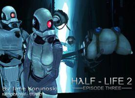 Half Life 2 Episode3 Wallpaper by janemk
