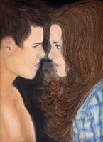 Bella and Jake by Allie06