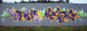 Homie and Sanz- Back in busines by SANS-01-2-MHC-BS